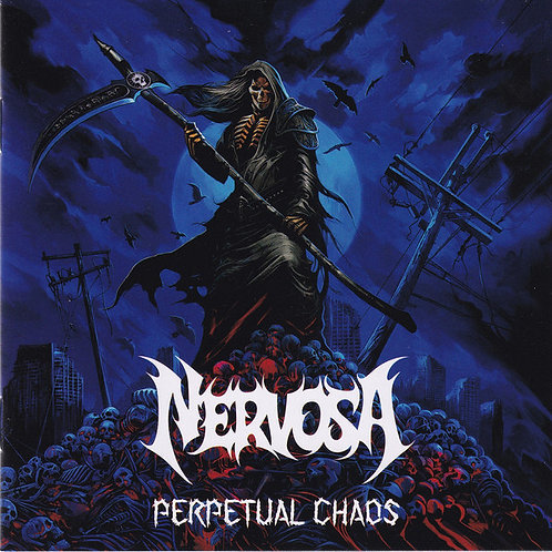 Cd Nervosa Perpetual Chaos