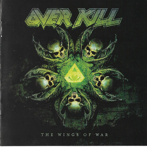 Cd Over Kill The Wings Of War