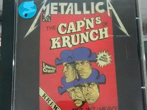 Cd Usado Metallica The Cap'ns of Krunch