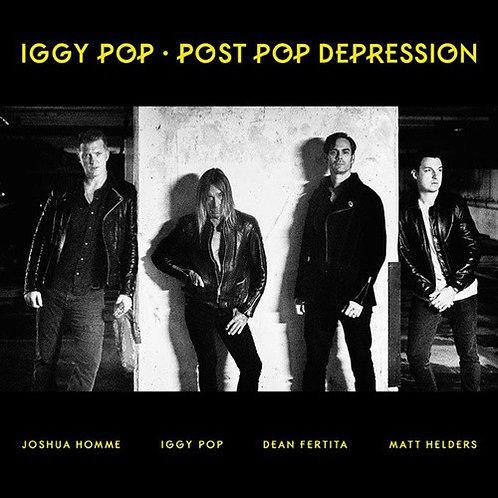 Cd Iggy Pop Post Pop Depression Digipack