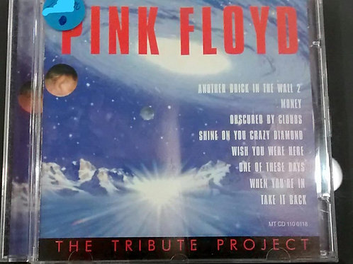 Cd Usado Pink Floyd The Tribute