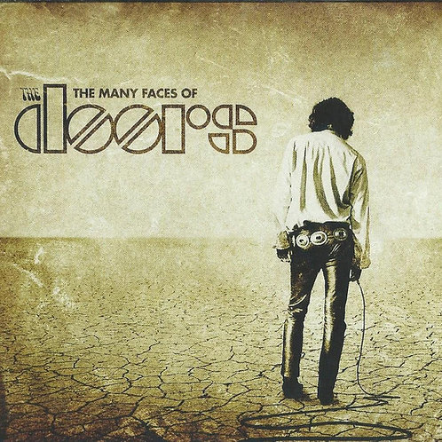 Cd Doors, The The Many Faces Of The Doors CD TRIPLO