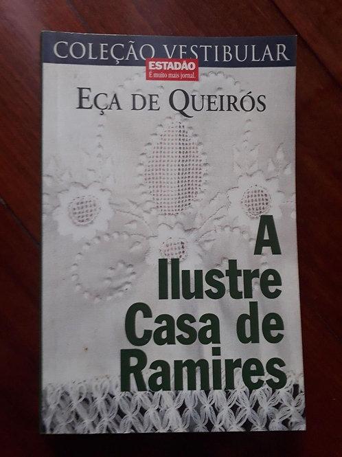 Livro Usado A Ilustre Casa De Ramires Eça De Queirós 0617