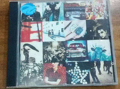 Cd Usado U2 Achtung Baby