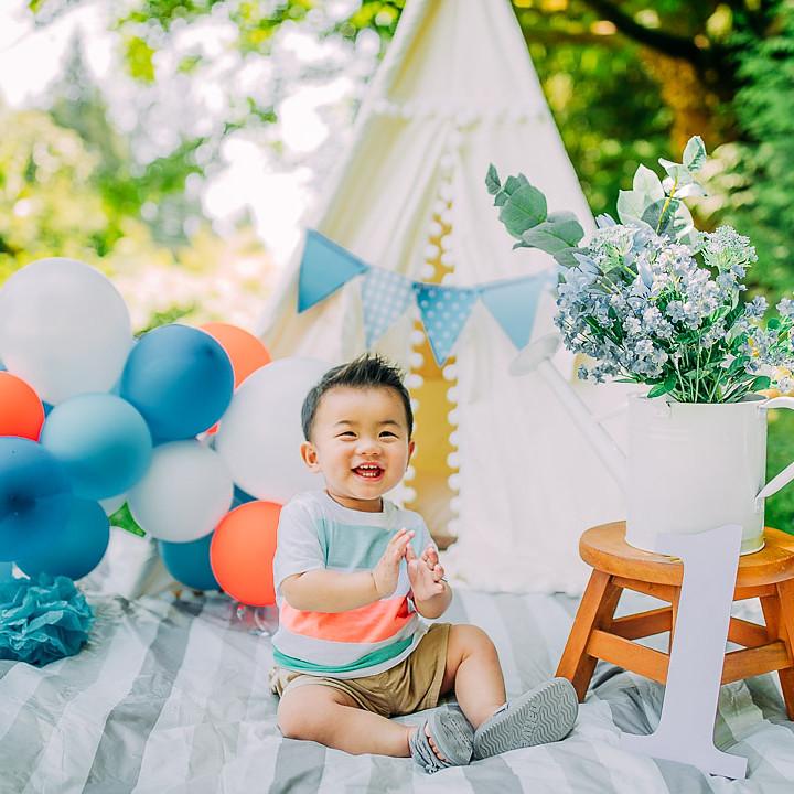 Baby Carter Cakesmash