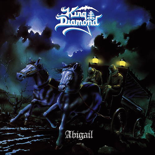 Cd King Diamond Abigail Digisleeve Replica LP