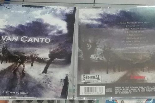 Cd Usado Van Canto A Storm To Come