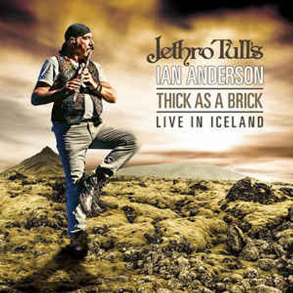 Cd Jethro Tull Ian Anderson Thick As A Brick Live Duplo