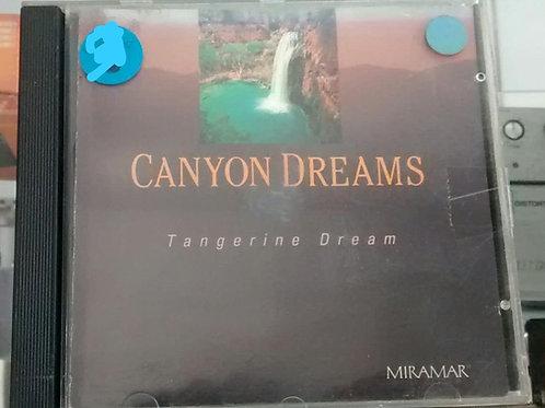 Cd Usado Tangerine Dream Canyon Dreams