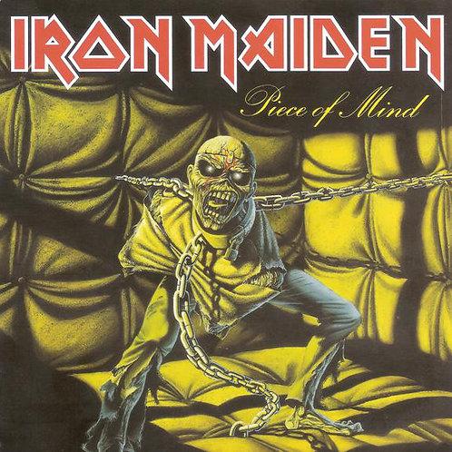 Cd Iron Maiden Piece Of Mind