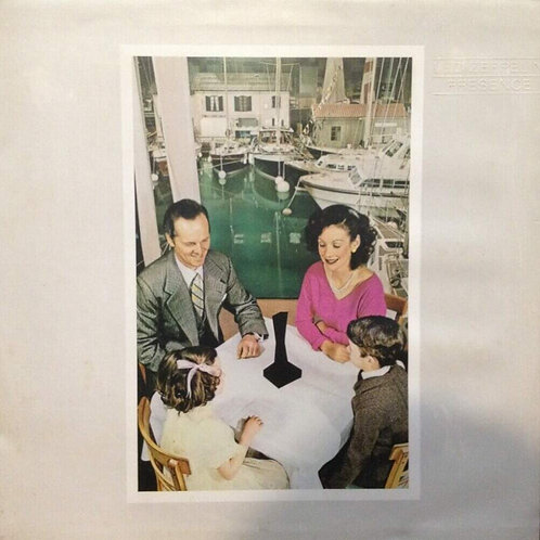 Cd Led Zeppelin Presence Duplo Digifile
