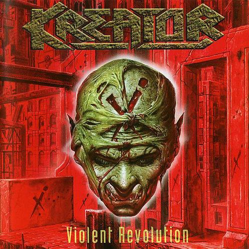Cd Kreator Violent Revolution
