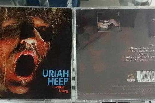 Cd Usado Uriah Heep Very Eavy