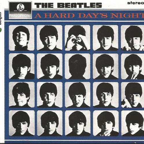 Cd The Beatles A Hard Days Night Digipack