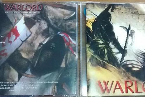 Cd Usado Warlord Warlord