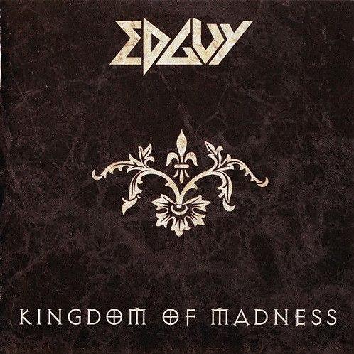 Cd Edguy Kingdom of Madness