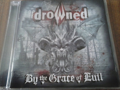 Cd Drowned By The Grace Of Evil