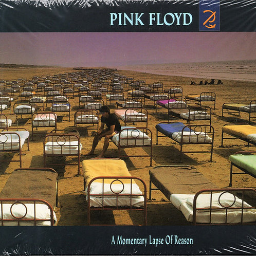 Cd Pink Floyd A Momentary Lapse of