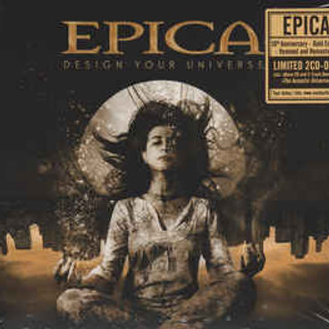 Cd Epica Design Your Universe