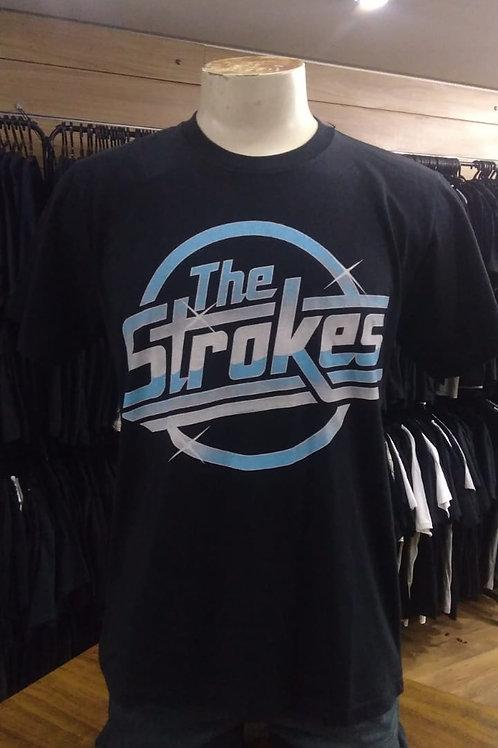 Camiseta The Strokes Brasão Brutal BSK01