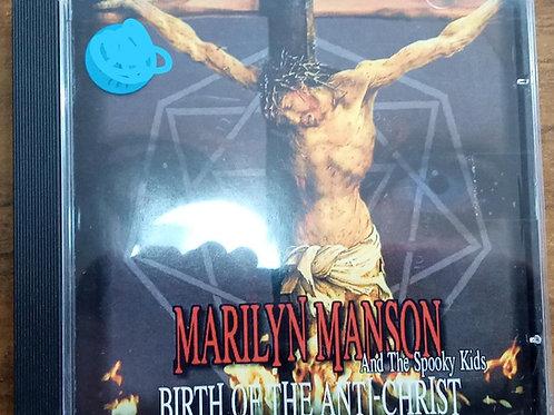 Cd Usado Marilyn Manson Birth of the Antichrist Importado