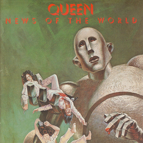 Cd Queen News Of The World Duplo