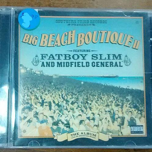 Cd Usado Fatboy Slim Big Beach Boutique 2