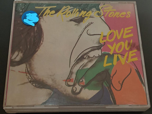 Cd Usado The Rolling Stones Love You Live