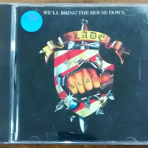 Cd Usado Slade Well Bring the House Down