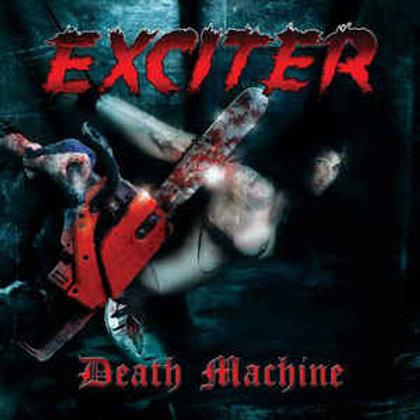 Cd Exciter Death Machine Importado Argentina