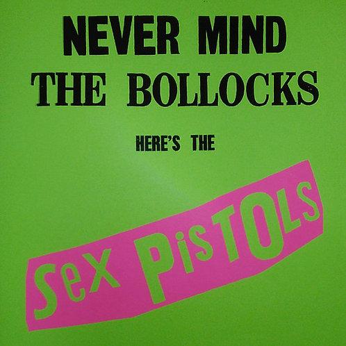 Cd Sex Pistols Never Mind The Bollocks
