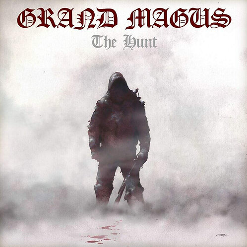 Cd Grand Magus The hunt
