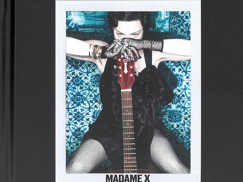 Cd Madonna Madame X Duplo