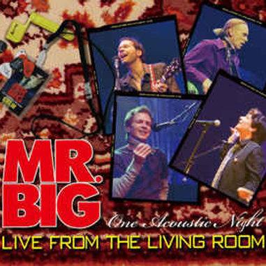 Cd Mr Big One Acoustic Night