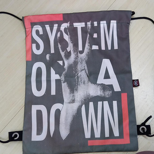 Bag Sacola System Of A Down GBL 013