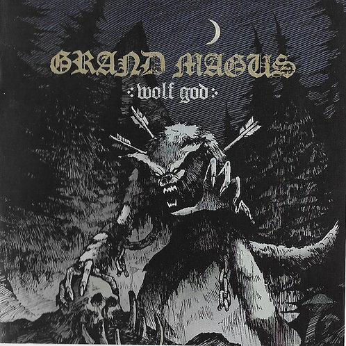 Cd Grand Magus Wolf God