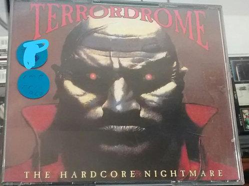 Cd Usado Terrordrome The Hardcore Nightmare