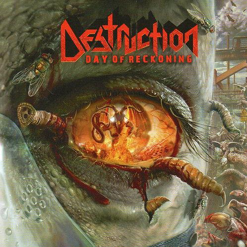 Cd Destruction Day Of Reckoning