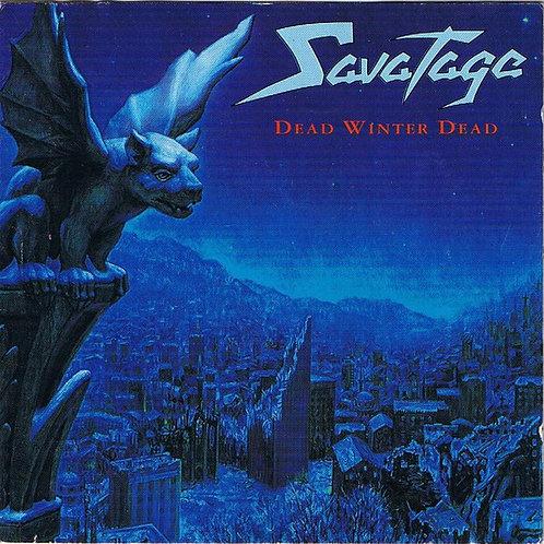 Cd Savatage Dead Winter Dead Digipack