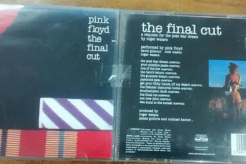 Cd Usado Pink Floyd The Final  Pink Floyd