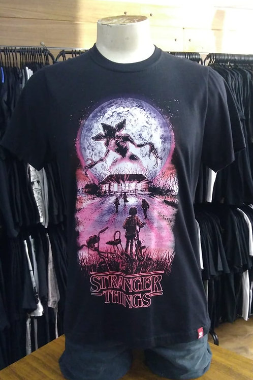 Camiseta Stranger Things Chemical C1395