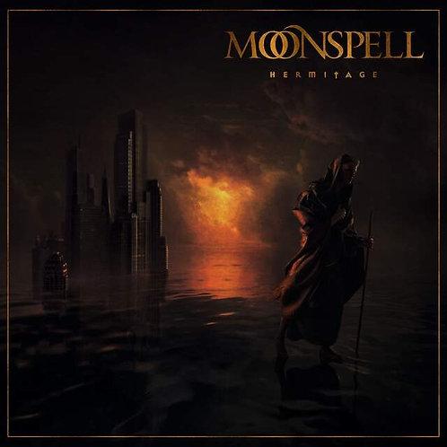 Cd Moonspell Hermitage Slipcase