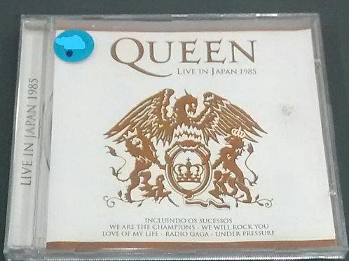 Cd Usado Queen Live In Japan 1985