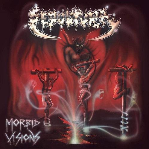 Cd Sepultura Morbid Visions/Bestial Devastation Slipcase