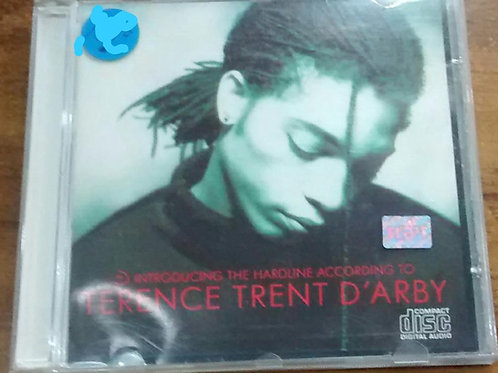 Cd Usado Terence Trent D'arby Introducing the Hardline Acording