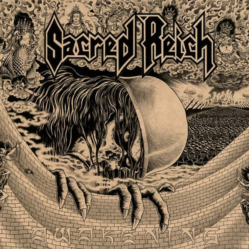 Cd Sacred Reich Awakening Slipcase