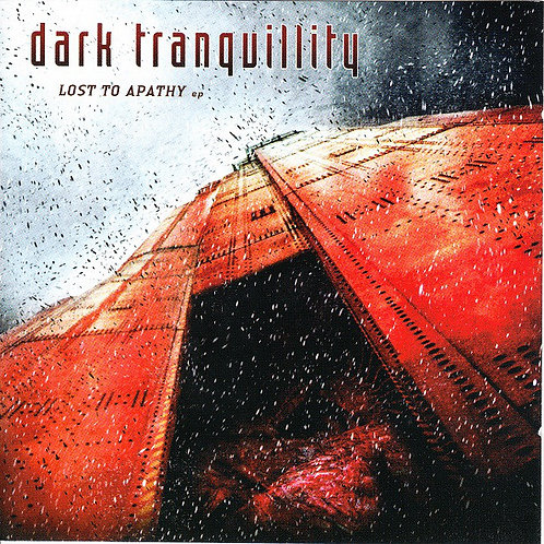 Cd Dark Tranquility Lost to Apathy EP