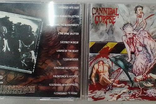 Cd Usado Cannibal Corpse Bloodthirst IMPORTADO