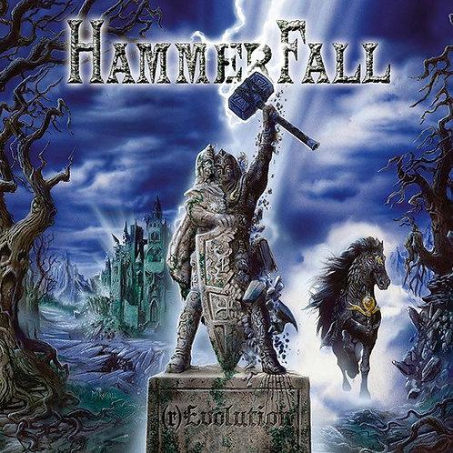 Cd Hammerfall r Evolution