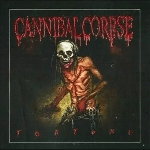 Cd Cannibal Corpse Torture Slipcase